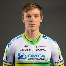 Michael Hepburn. World Tour PROFESSIONAL Cyclist with ORICA GreenEdge.