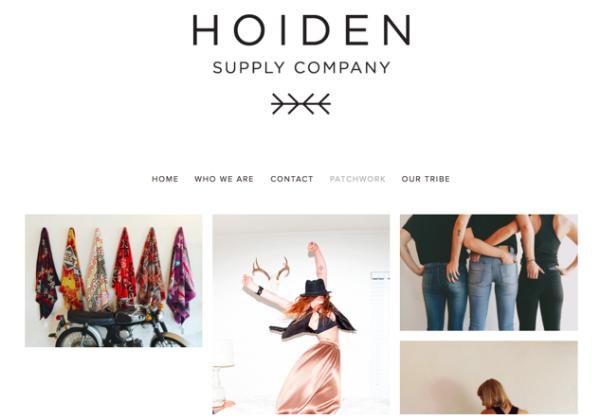 Hoiden Supply Company