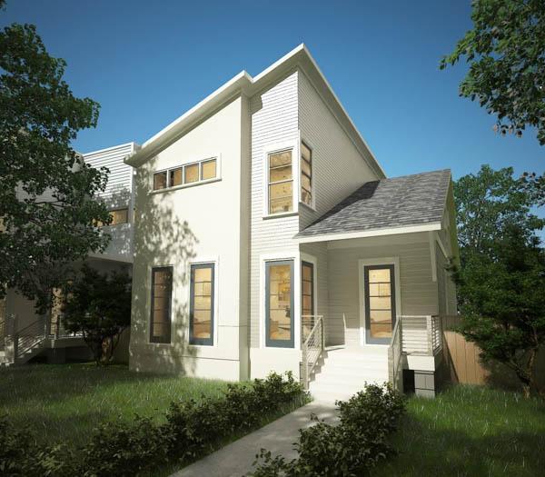 Concept photo via InTown Homes