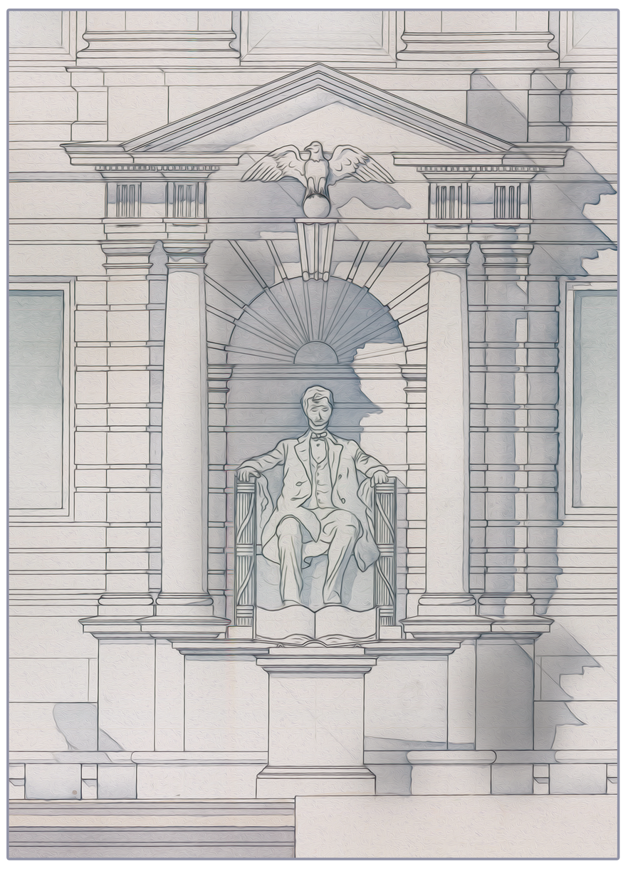 A Proposed Doric Aedicule