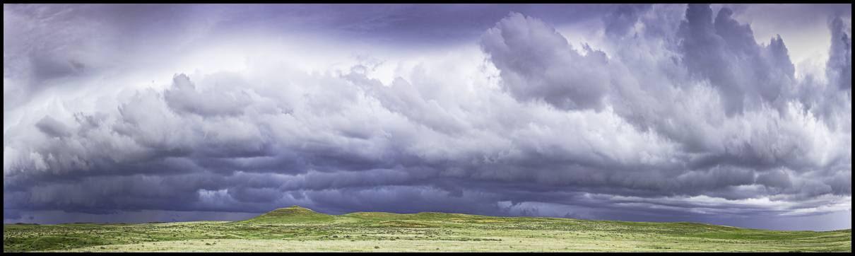 Oncoming Storm, Montana. Photo by Noah.
