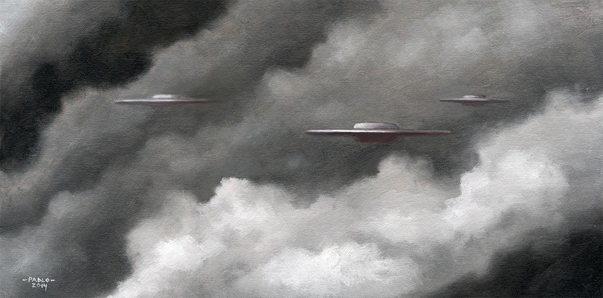 UFO SIGHTING 21