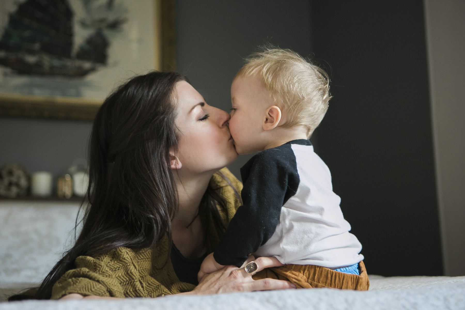 Katie Nugent- Okanagan family photographer, capturing moments not poses.