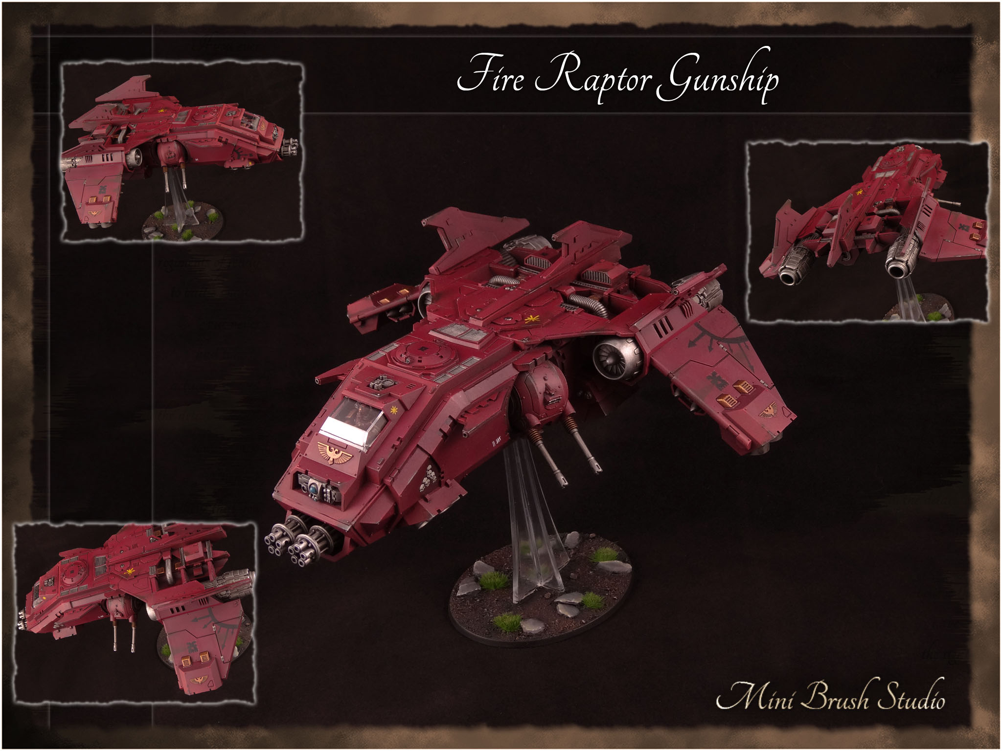 Fire Raptor Gunship ( Khorne ) 1 v7.jpg