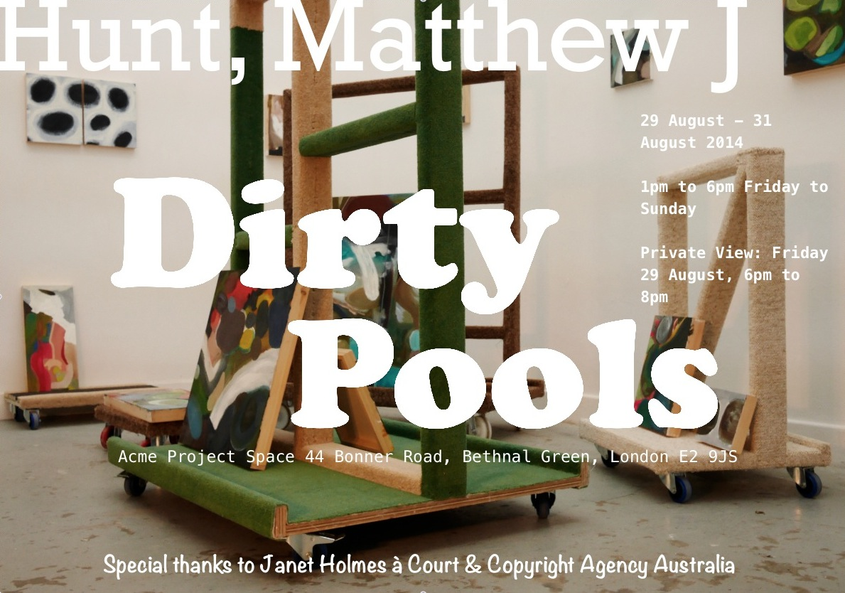 Dirty Pools 01