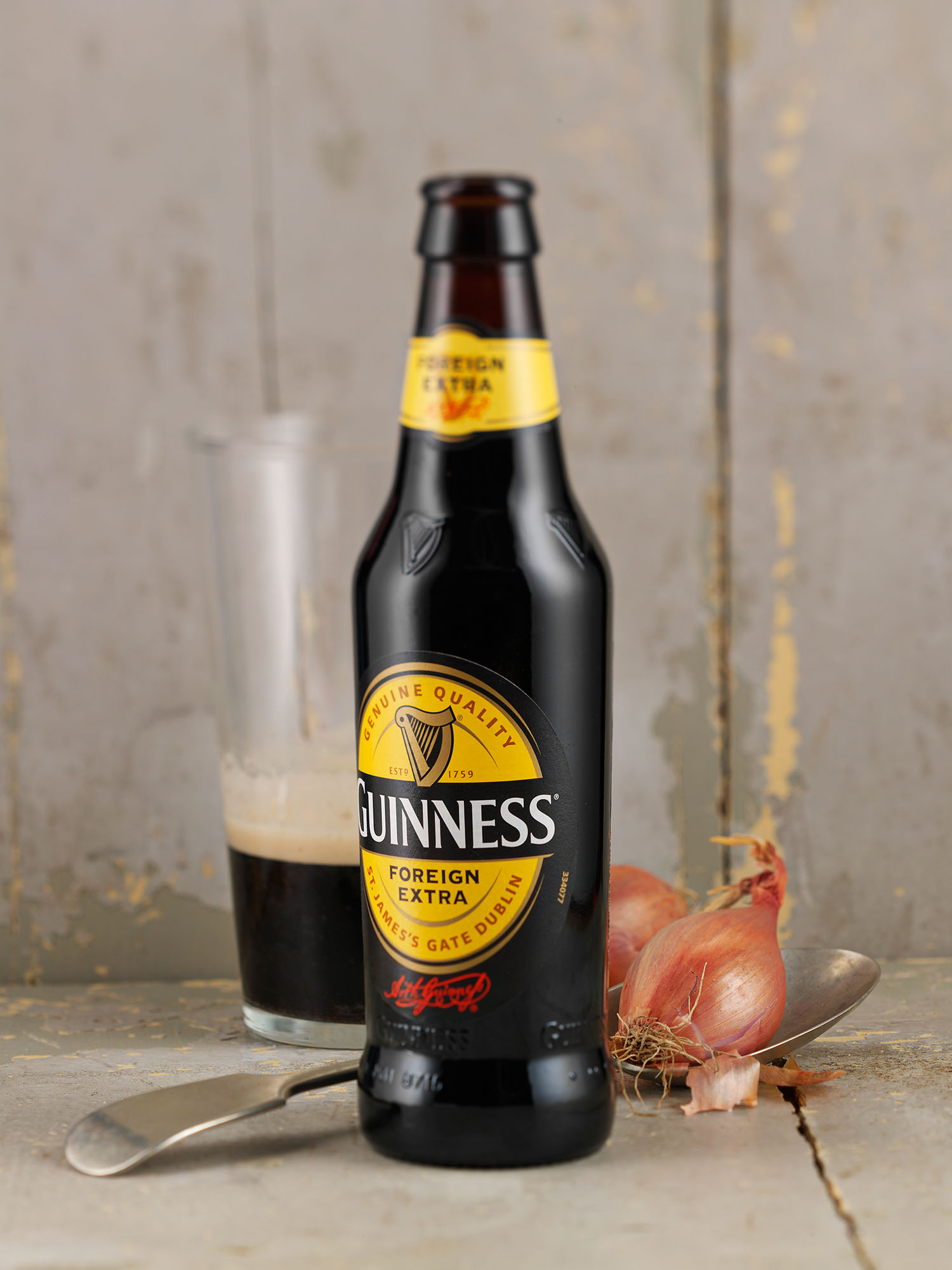 Food Photography Photographer London UK Beer Onion