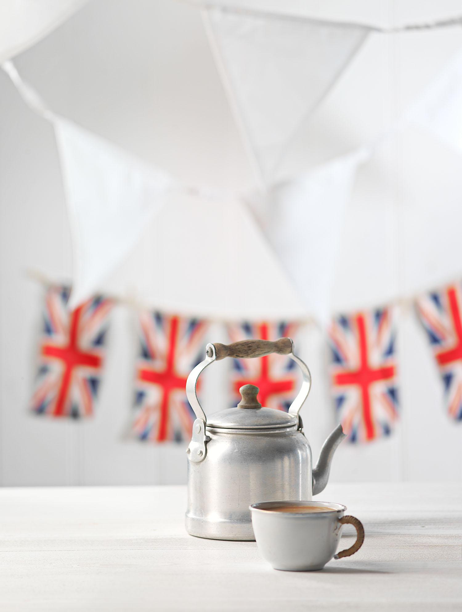 Food Photography Photographer London UK Tea Union Flag