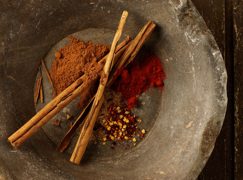 Food Photography Photographer London UK Cinnamon Spice