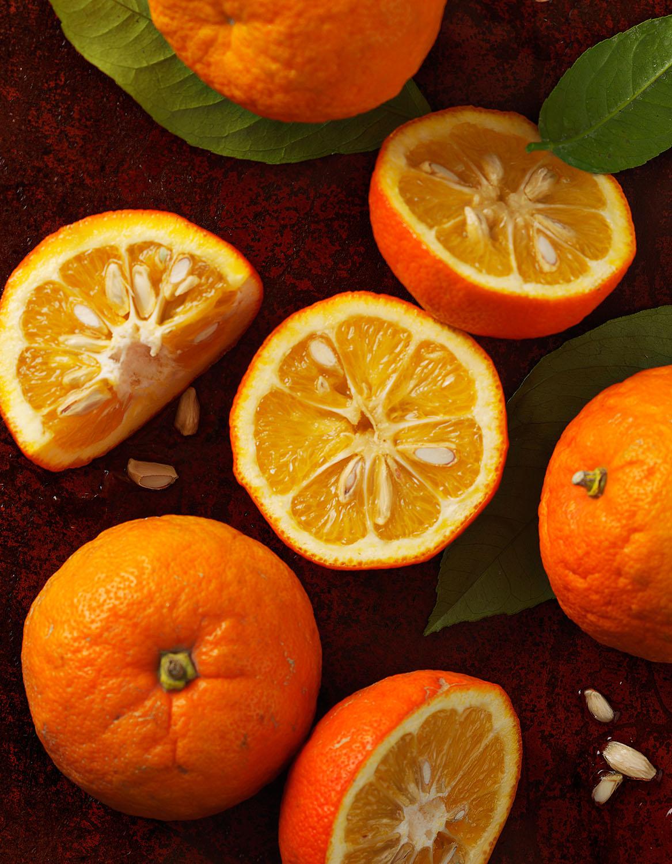 Food Photography Photographer London UK Orange