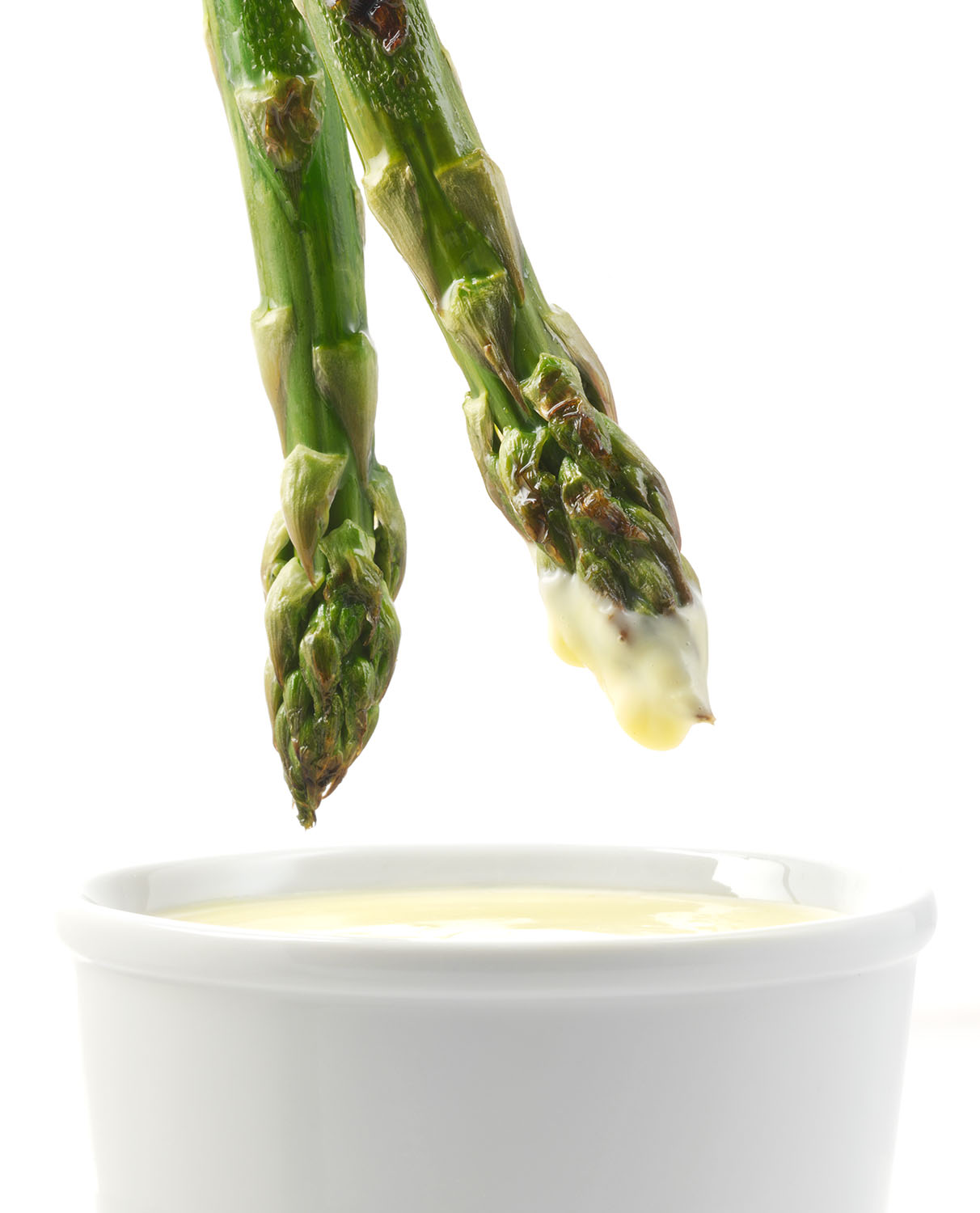Food Photography Photographer London UK Asparagus Hollandaise