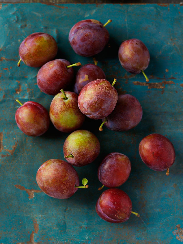 Food Photography Photographer London UK Plum