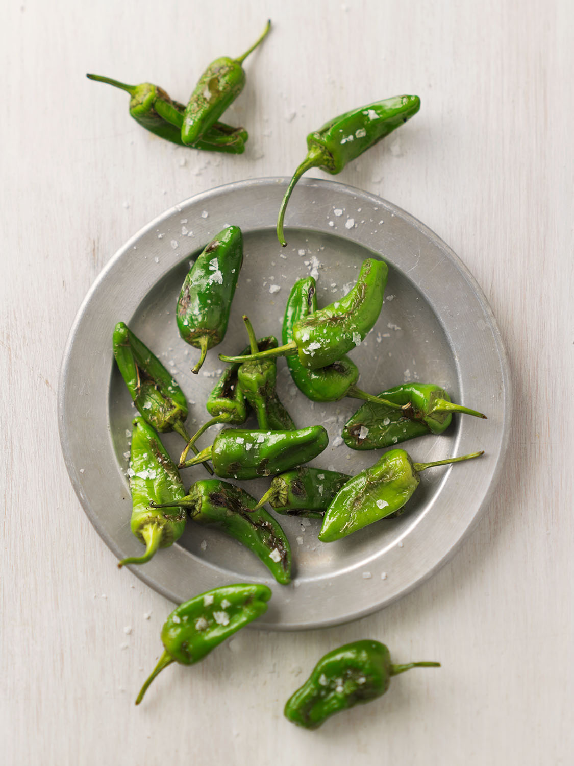Food Photography Photographer London UK Padron Pepper