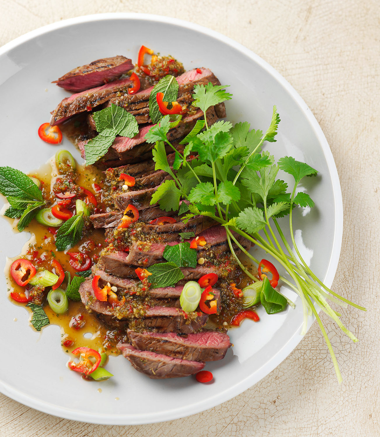 Food Photography Photographer London UK Thai Beef