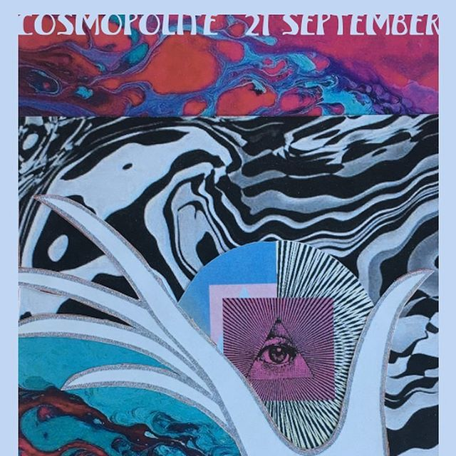 This Saturday, Henke @denmagiskabussen @henrik.hogman and I (Martin) will be DJing at @cosmopolitesthlm from 9 pm. We'll be spinning folk, psych, private presses and more. Come and join us ✌️. #arkivetpodcast #denmagiskabussen #themagicarchive #cosmopolitesthlm #folk #psych #dj