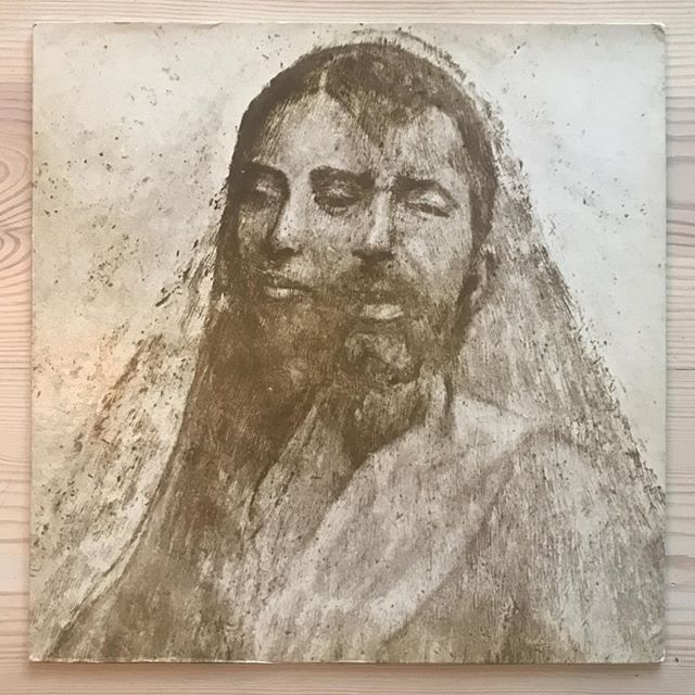 """After many years on the wantlist I can finally cross off this beautiful hippie folk album. In my opinion, one of the very best in the field of spiritual communal folk and a wonderful vehicle to a post-psychedelic mindset and perennialistic thinking, where all is one and nature is the only place to be. The vibe is heartfelt and relaxed, or as the seller described it, """"it's so soothing that you can play it at the dentist"""", but at the same time contains enough nuances to keep the interest up and gives new experiences at repeated listenings. ✌️#wilcoxsullivanwilcox #analbumoforiginalmusic #goldustrecords #folk #psychedelic #newmexico #privatepress #1973"""