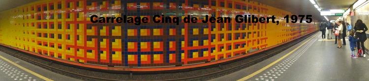 STATION MERODE- PHOTO DE CÉLINE CASSARINO