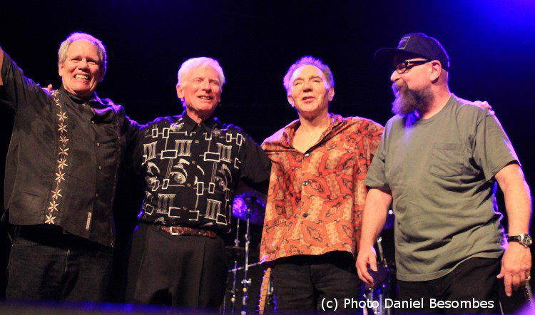 Avignon Blues Festival with Canned Heat