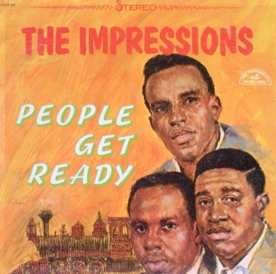 """Curtis Mayfield wrote """"People Get Ready"""""""