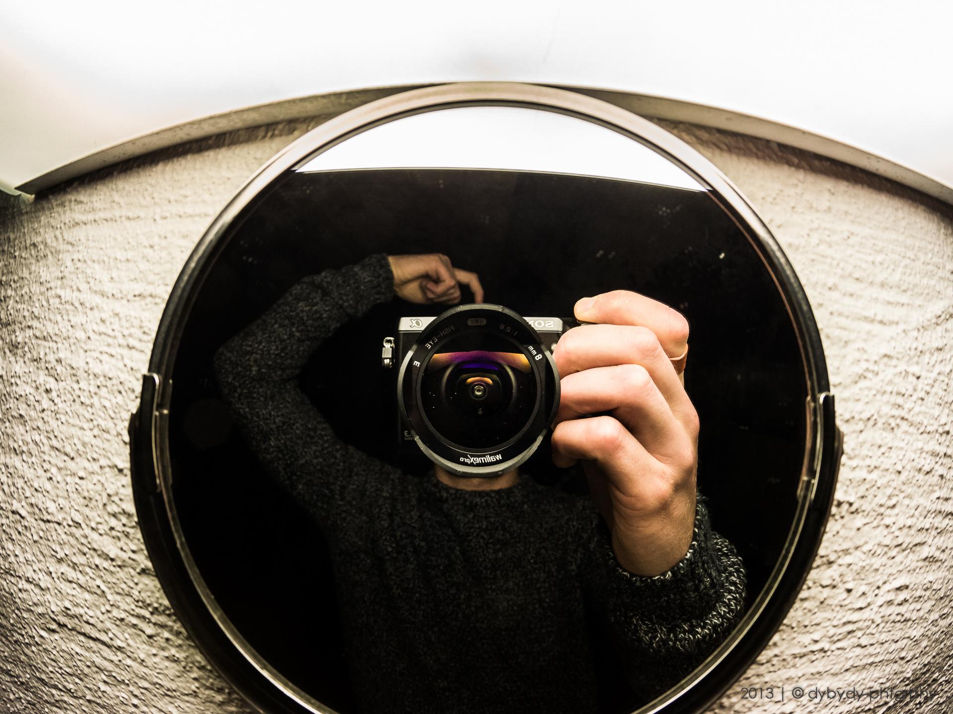 lens head  - sony nex 7 | walimex pro 8mm f2.8 | f5.6 | ISO800 | 1/60