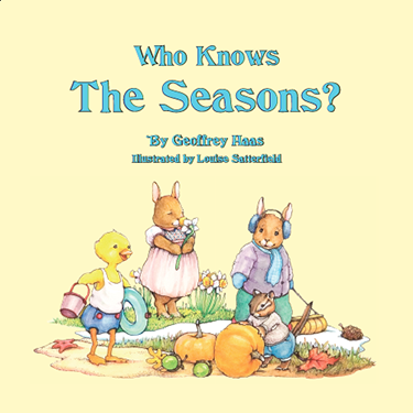 Who Knows the Seasons? book cover