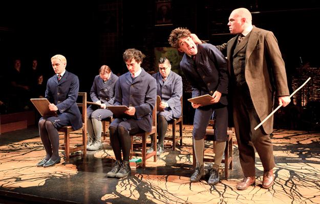 from the Broadway musical Spring Awakening