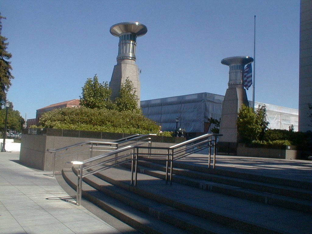 Sacramento Federal COurthouse