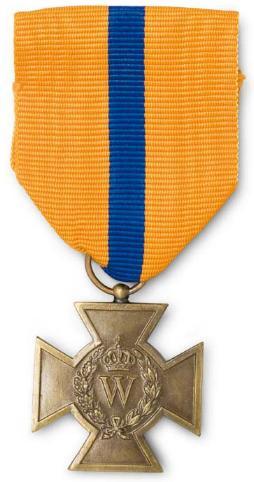 Dutch Bronzen Kruis