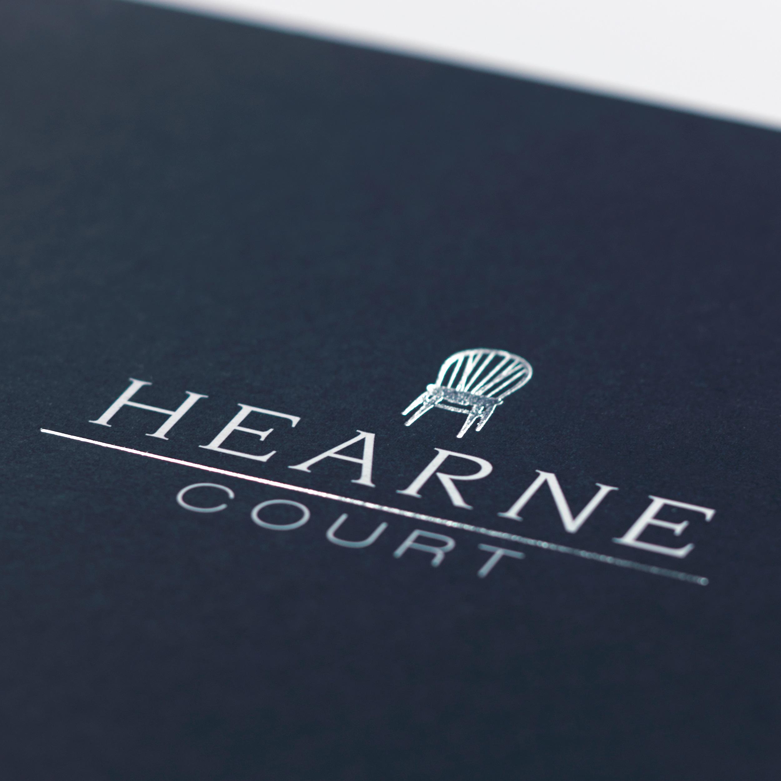 Hearne Court Property Brochure Design