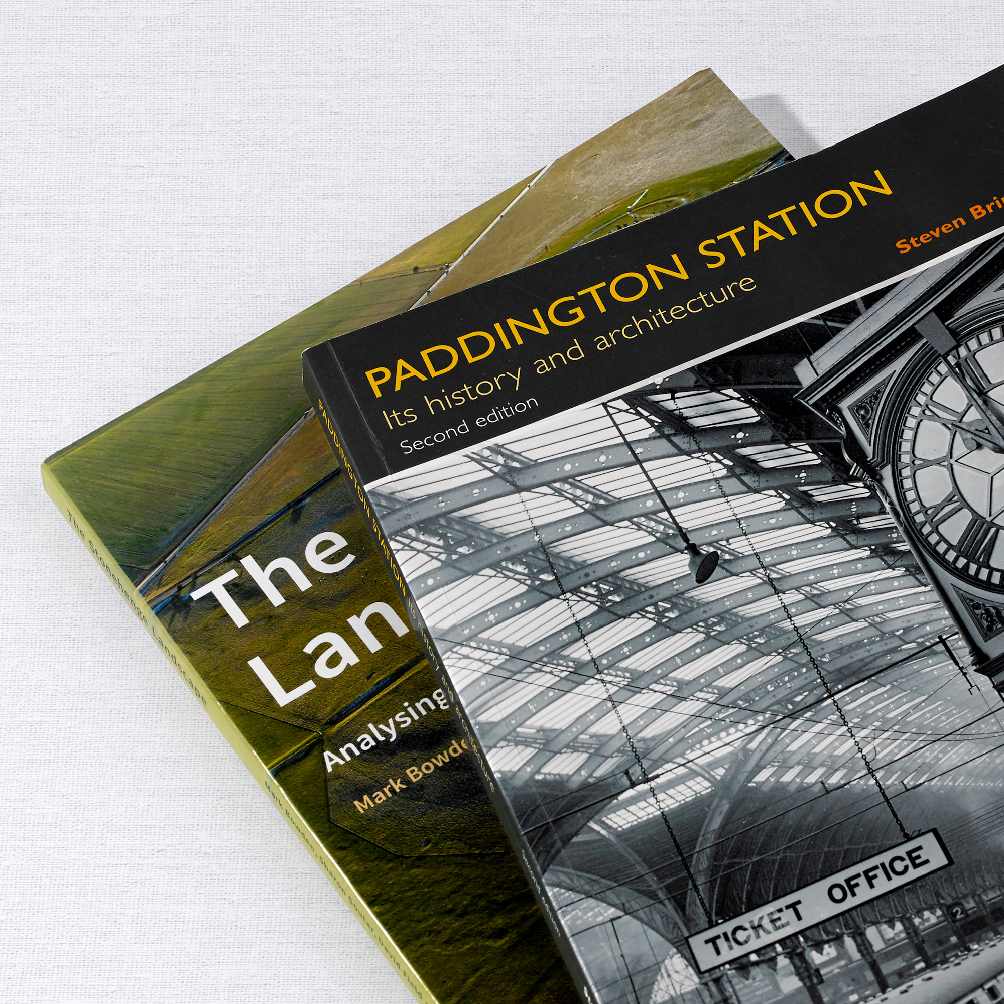 English Heritage Covers