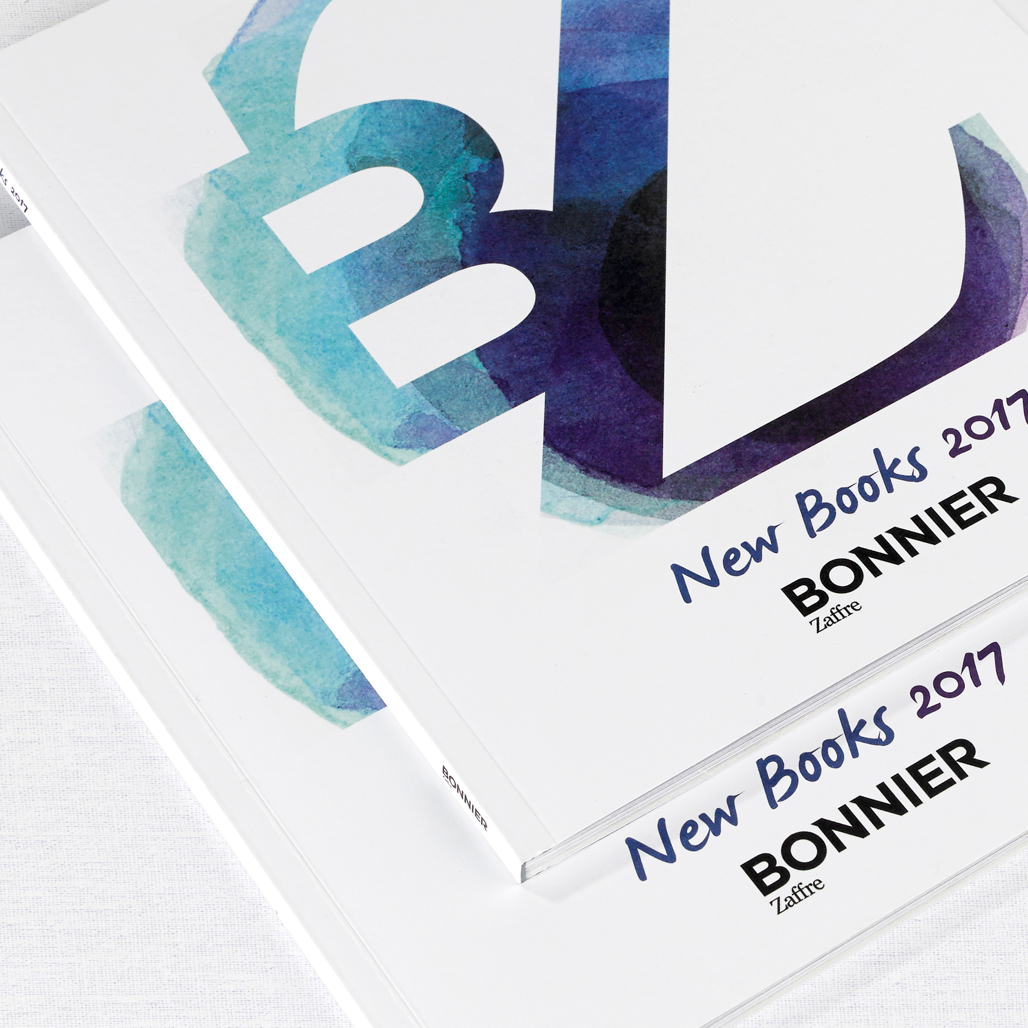 Bonnier Zaffre Catalogue 2017