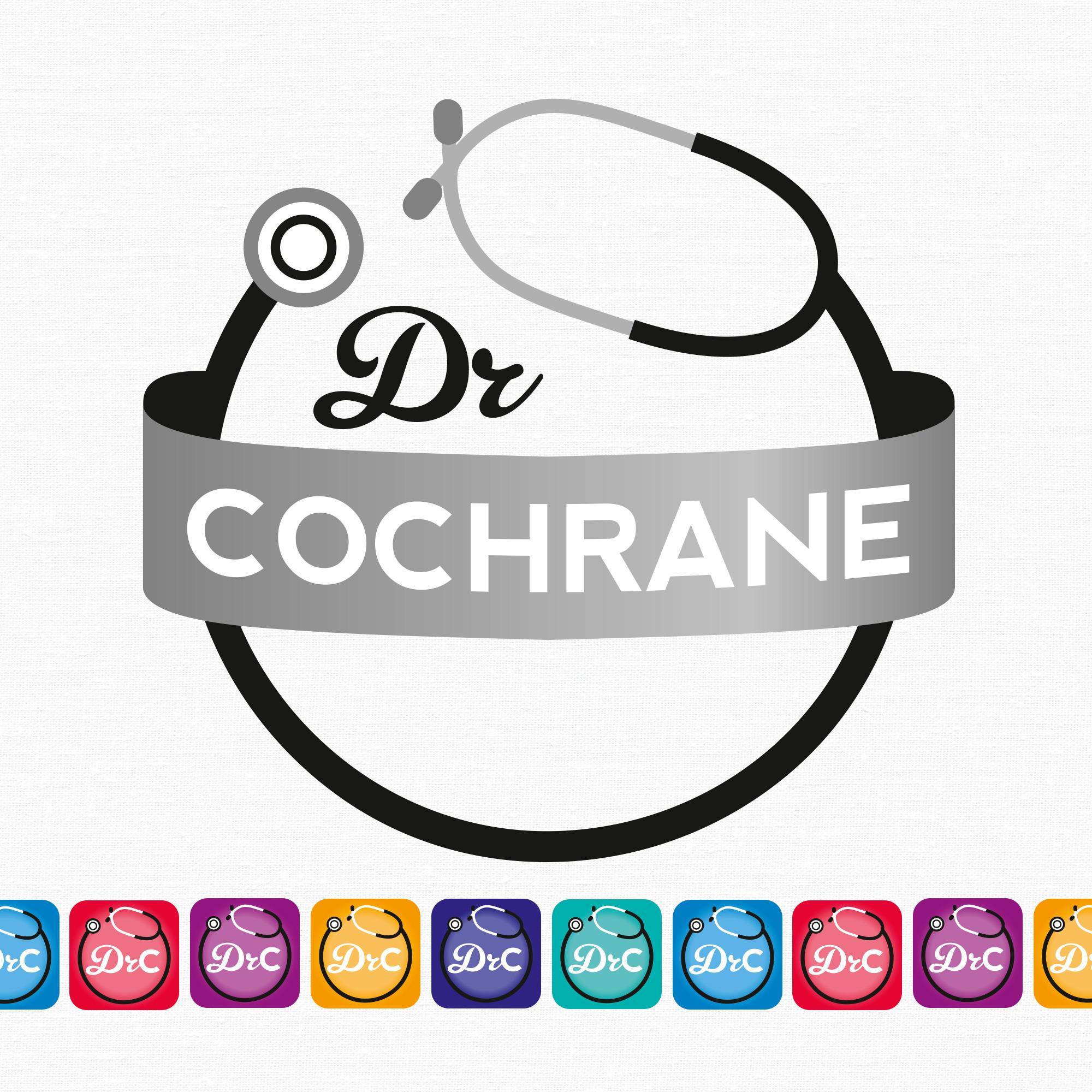 Dr. Cochrane Logo