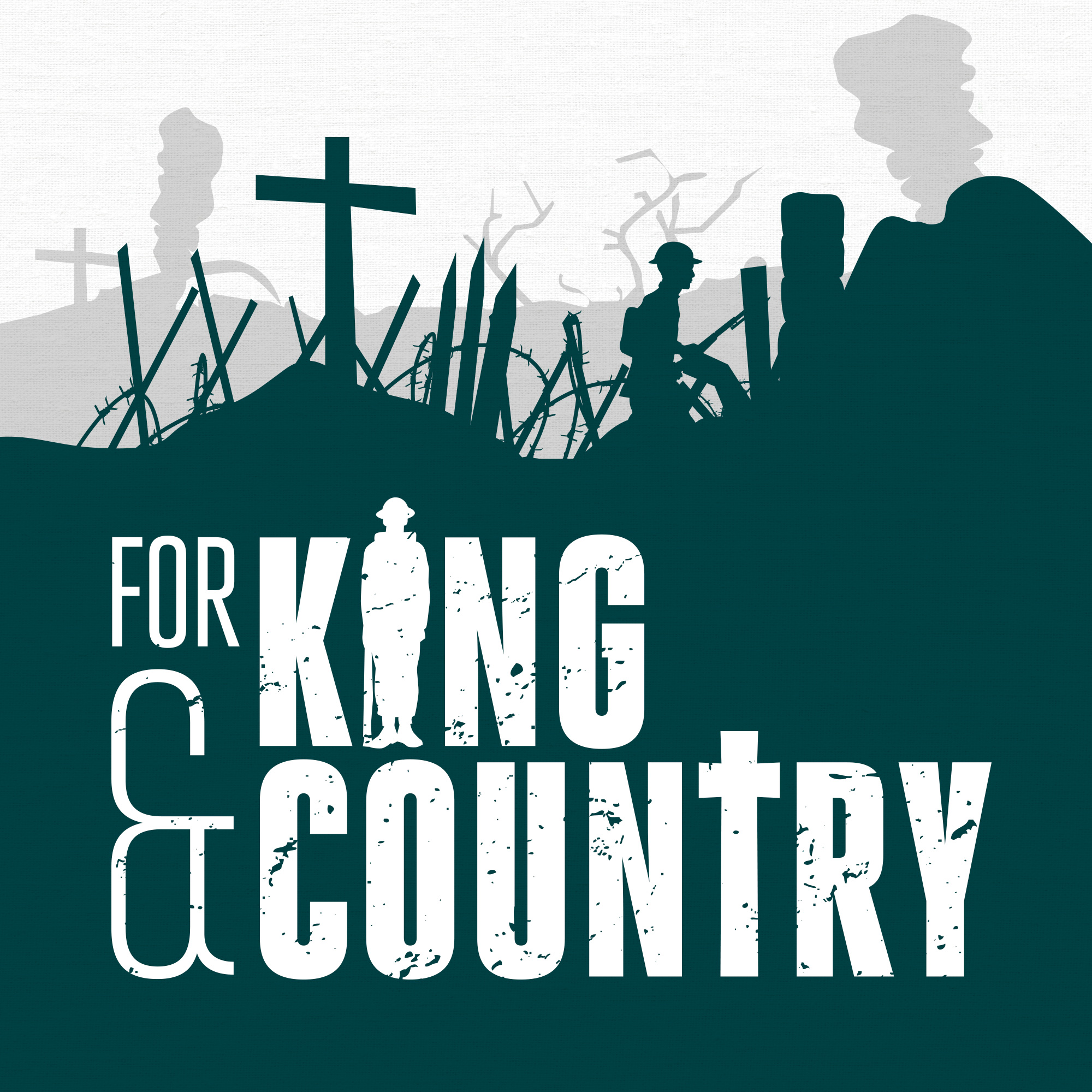 For King & Country Logo