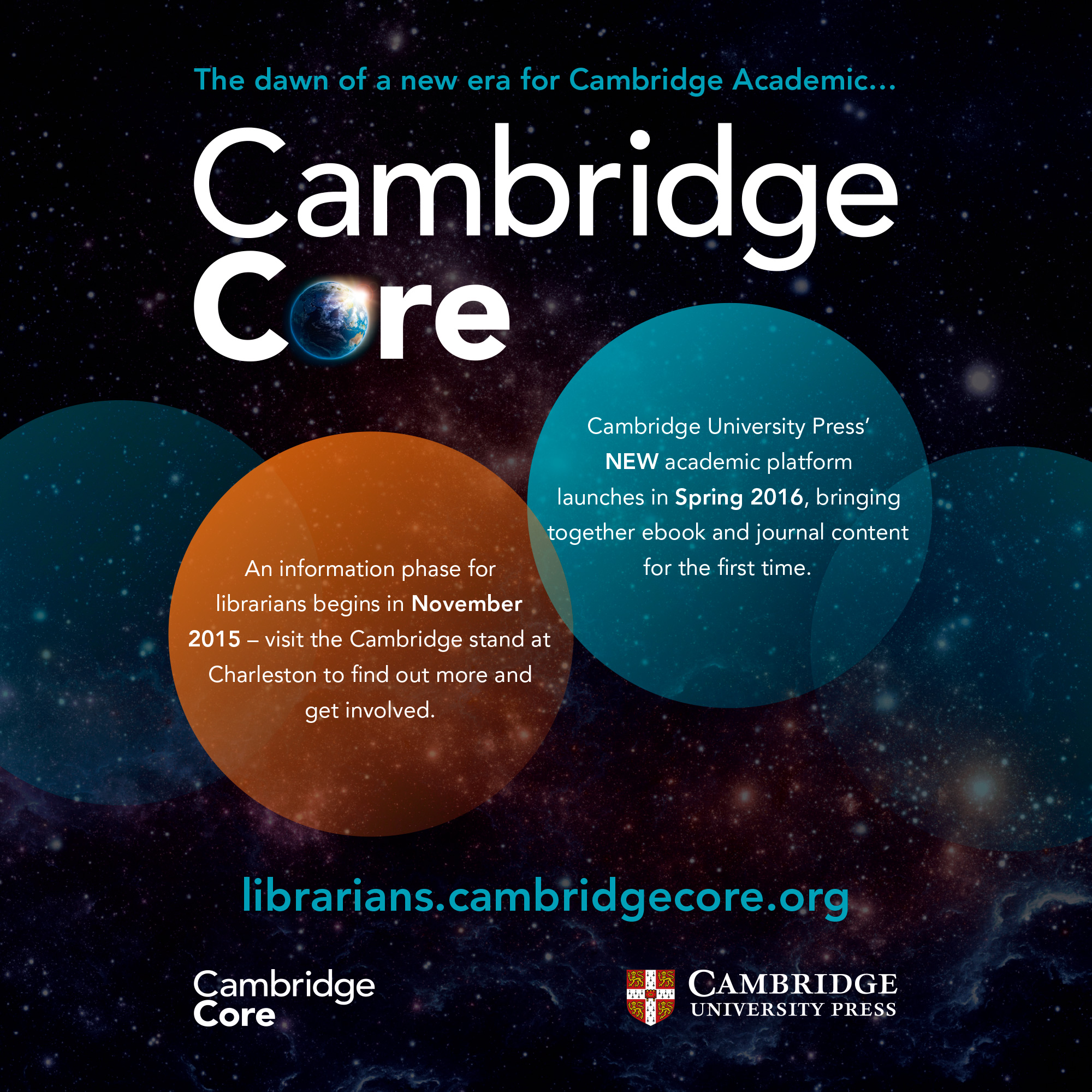 Cambridge Core Marketing Design