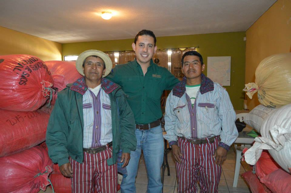 Meet Faustian and Paulino from Thioga, Todos Santos, Guatemala.