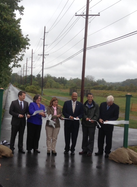 Advanced GeoServices and the Chester Valley Trail