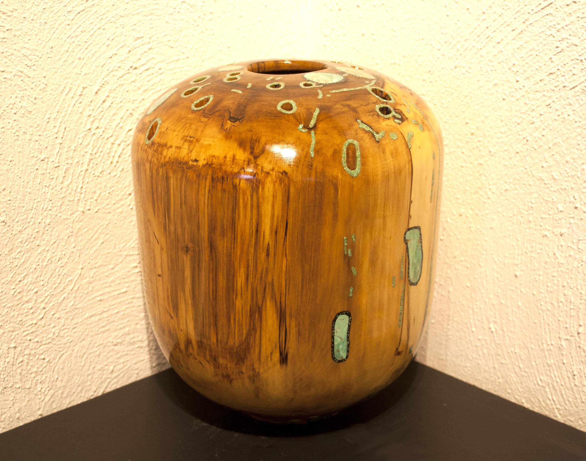 #1766 Aspencraft Vase