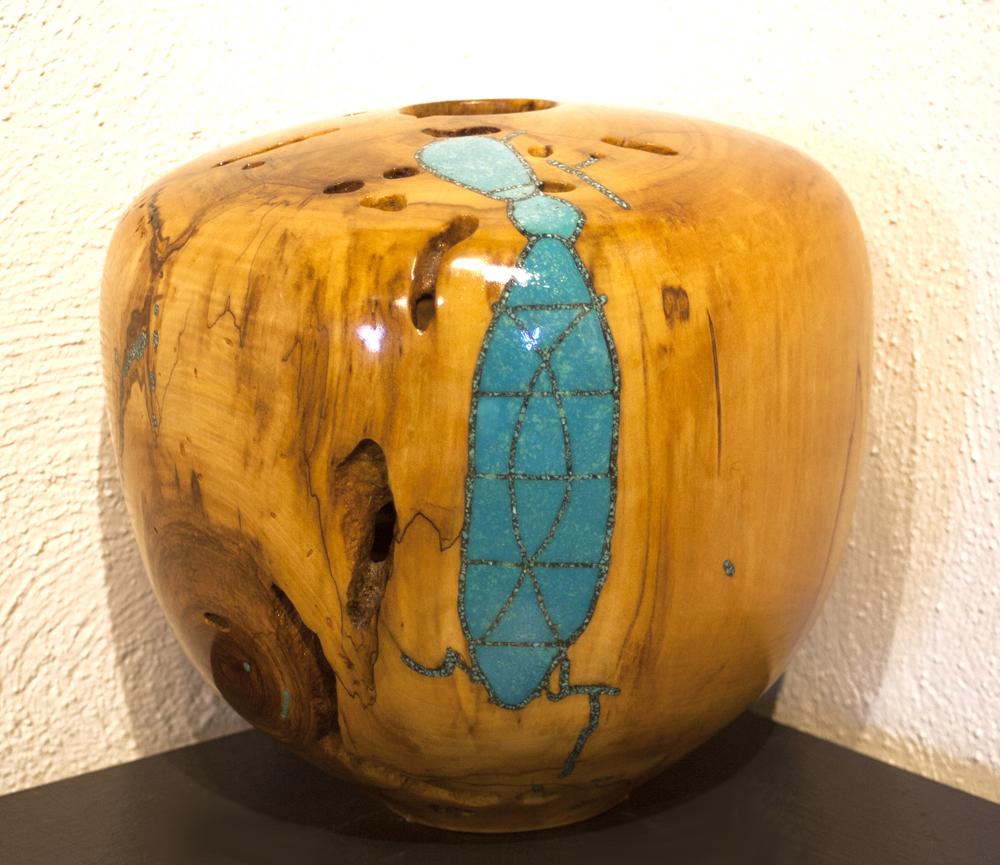 #1395 Aspencraft Bowl
