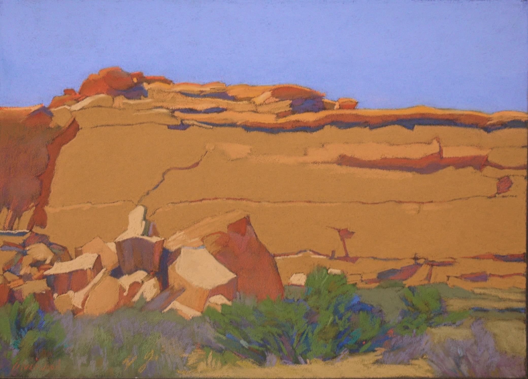 Chaco Backdrop