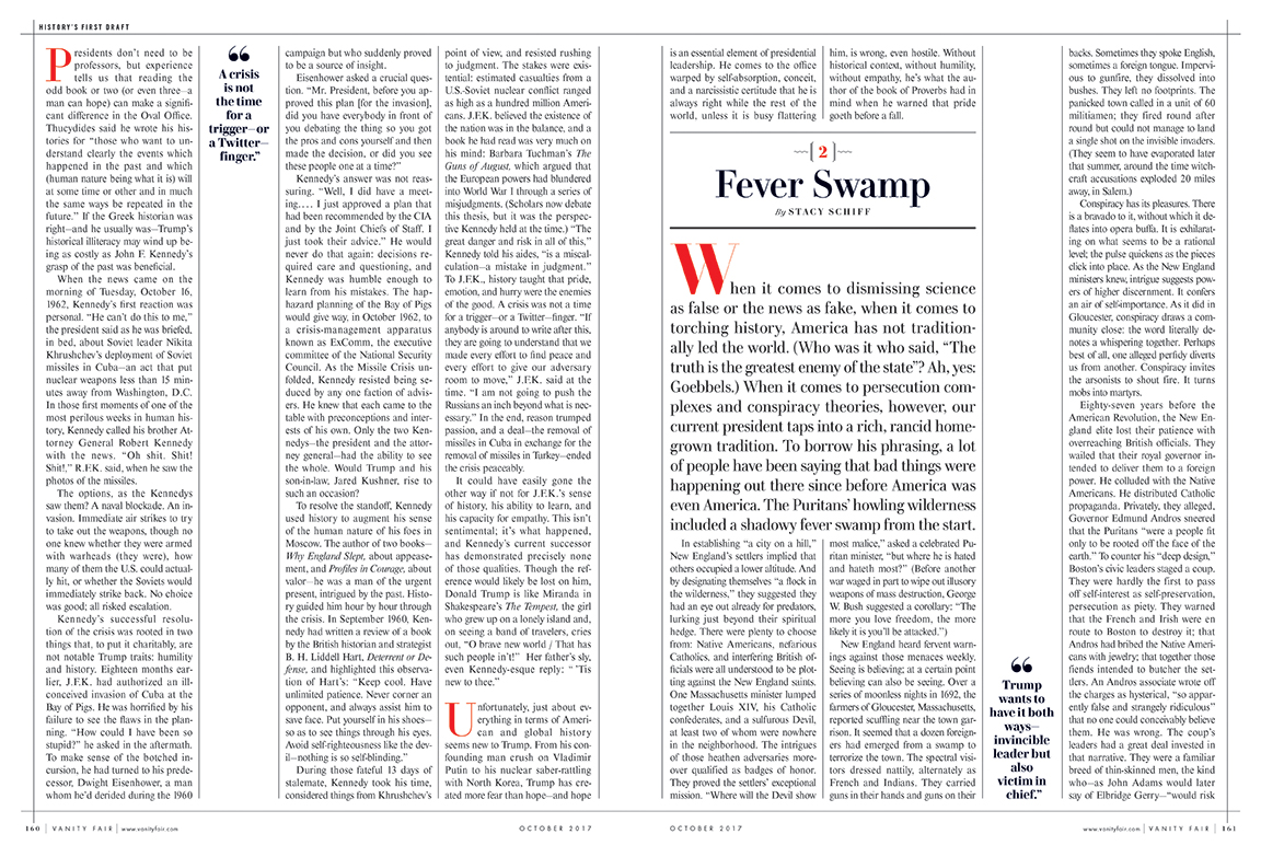 Vanity Fair, print — Kaitlyn Pepe