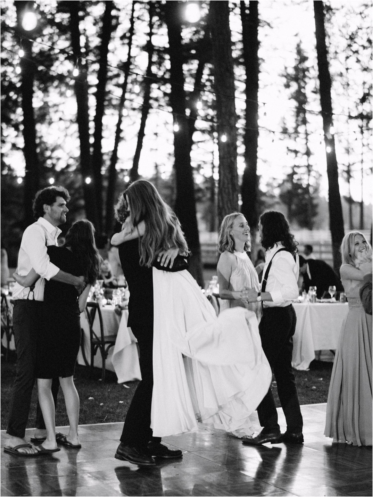 Intimate Montana Destination Wedding at Glacier Mountain Lodge ©Jeremiah and Rachel Photography http://jeremiahandrachel.com