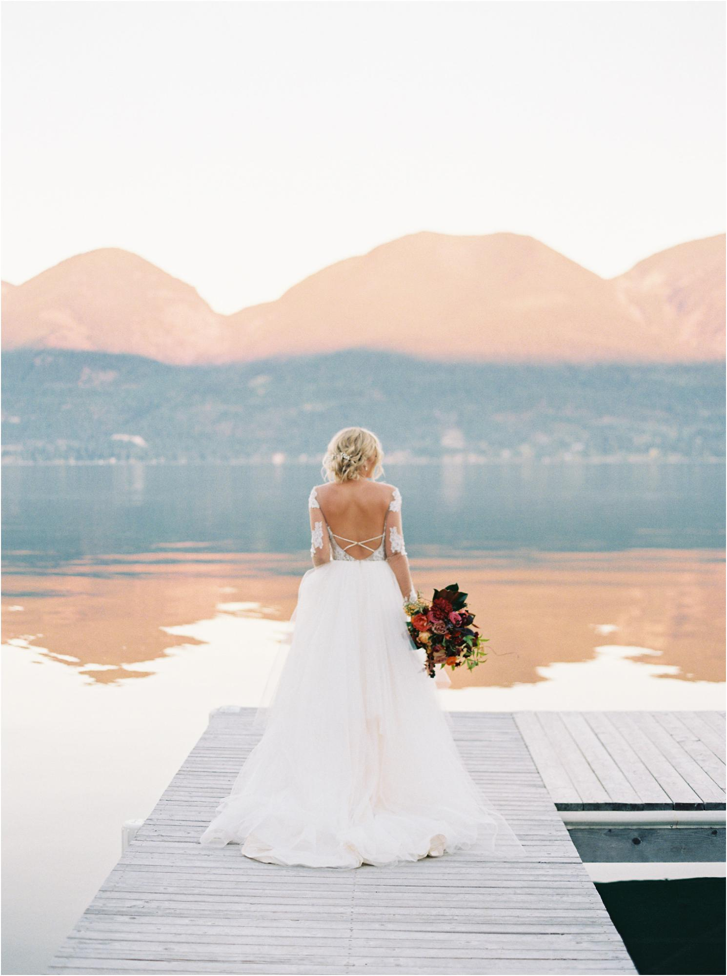 Flathead Lake Wedding Inspiration with Goldfinch Events and Design http://goldfinchevents.com Mum's Flowers http://mumsflowers.net