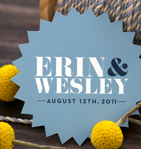 Erin & Wesley