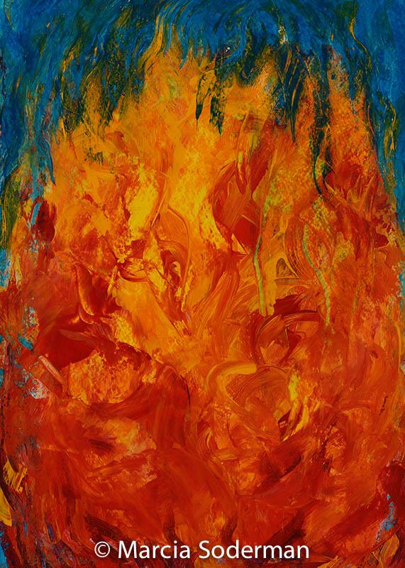 Fire Distillation Blaze