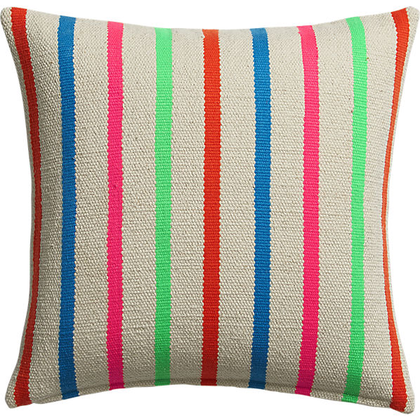 Stripe Riot Pillow