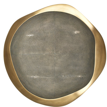 Shagreen Medium Bowk by R&Y Augousti/Barneys