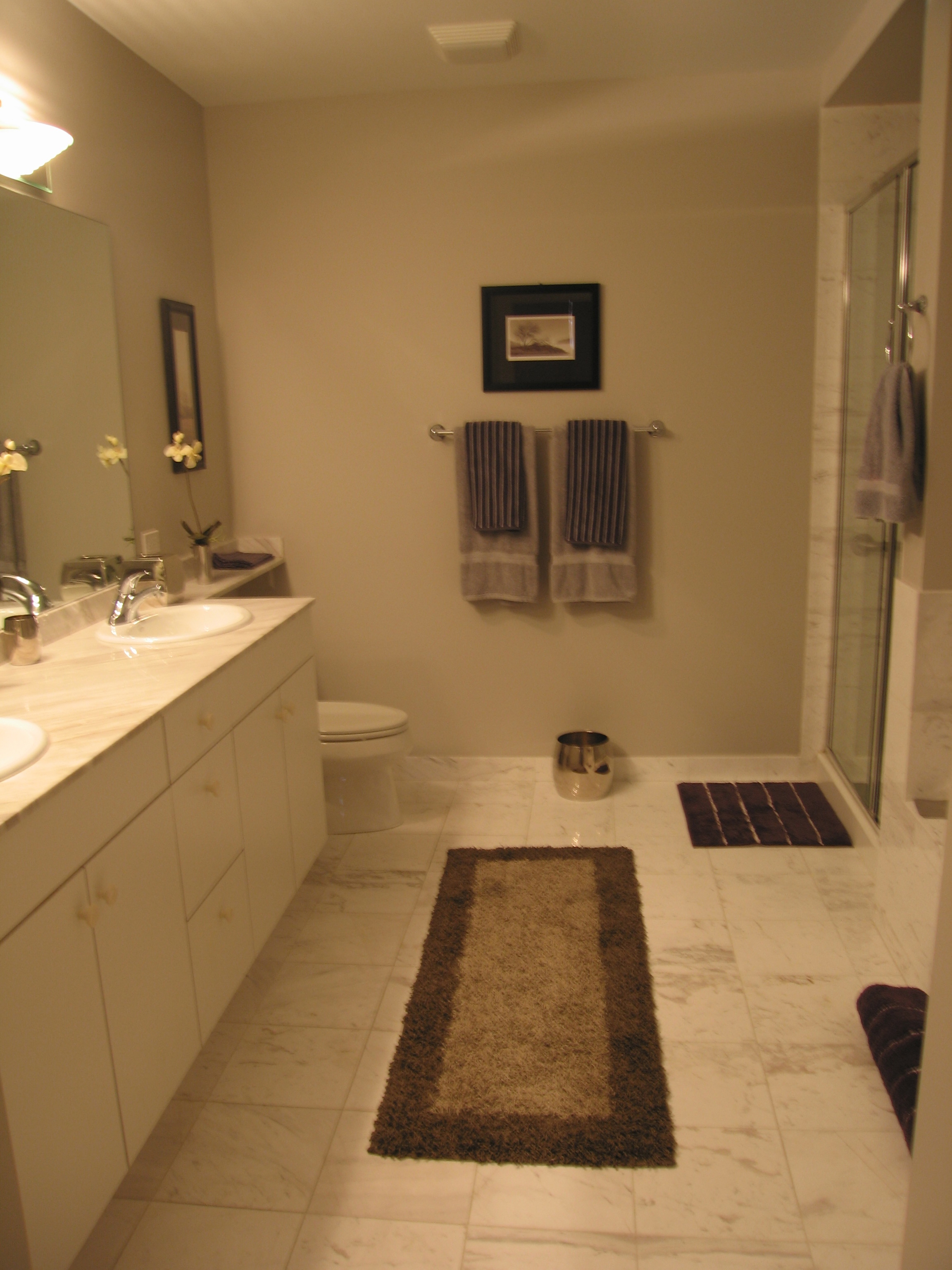 Lincoln Park Condo Bathroom (Ater Staging)