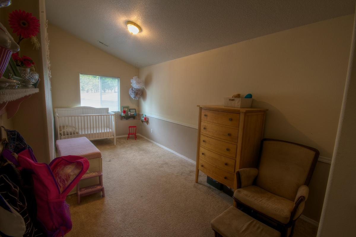 bonus room of a house for sale in Gresham, Oregon