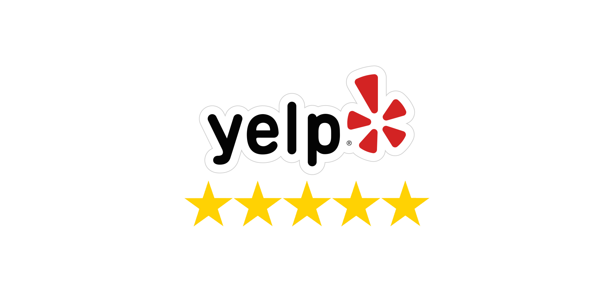 5/5 on Yelp - Out of 25 reviews. See them here.