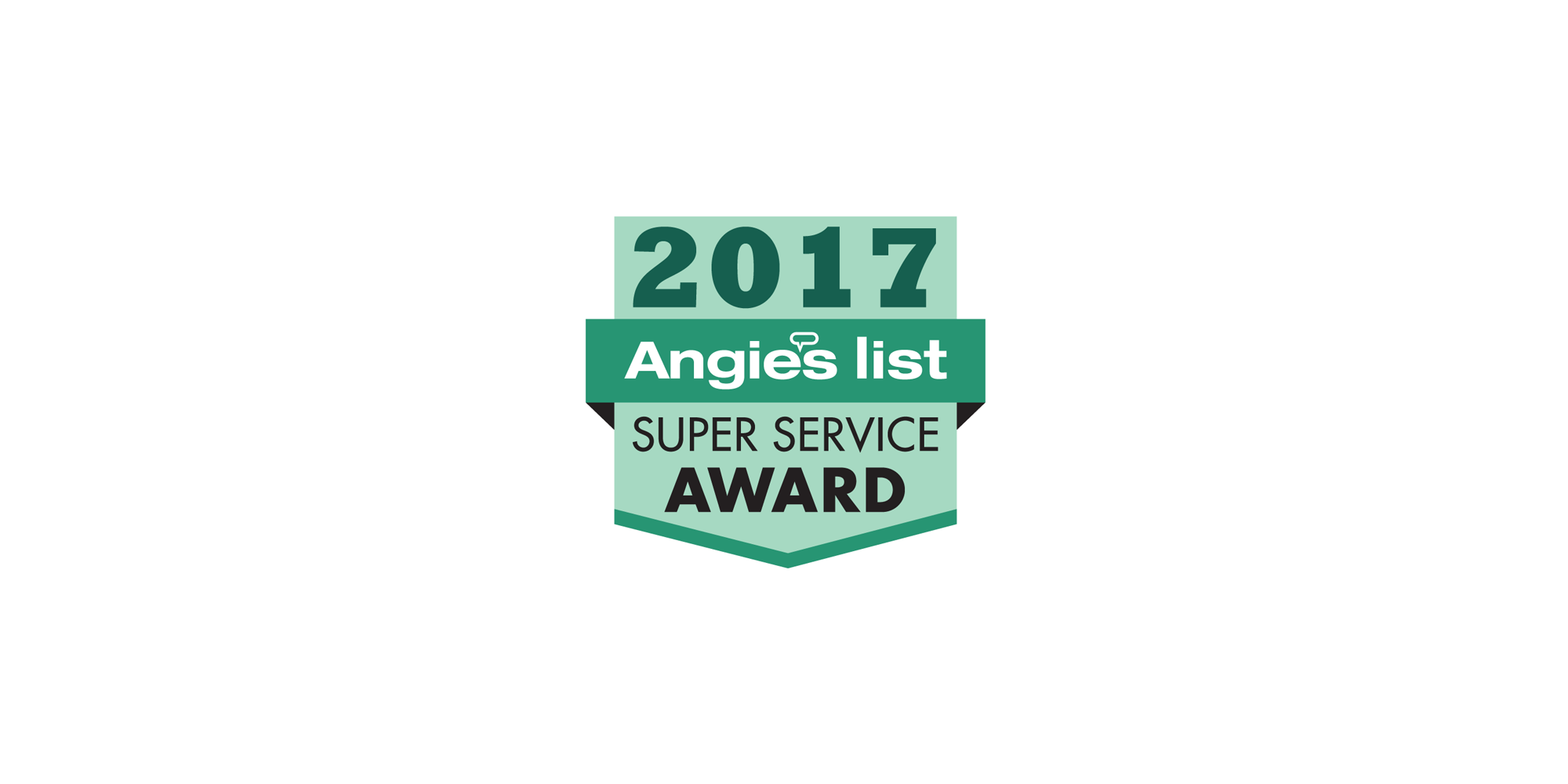 Angie's List Super Service Award - From 2016-2017
