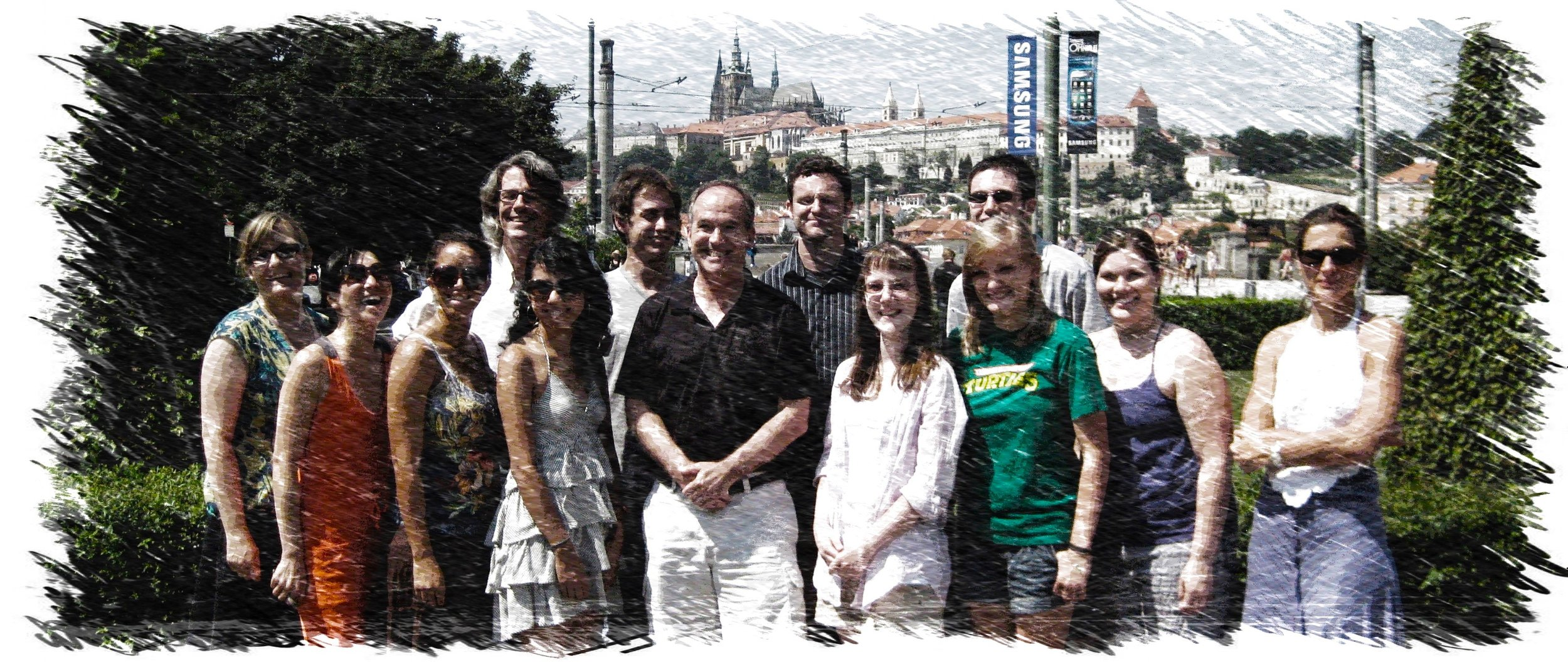 Prague Summer Program